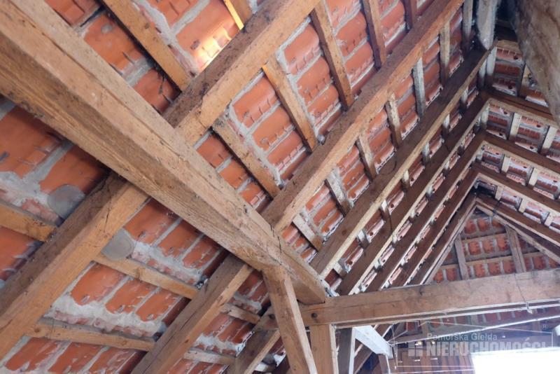 więźba dachowa