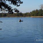 widok na jezioro Dzicze