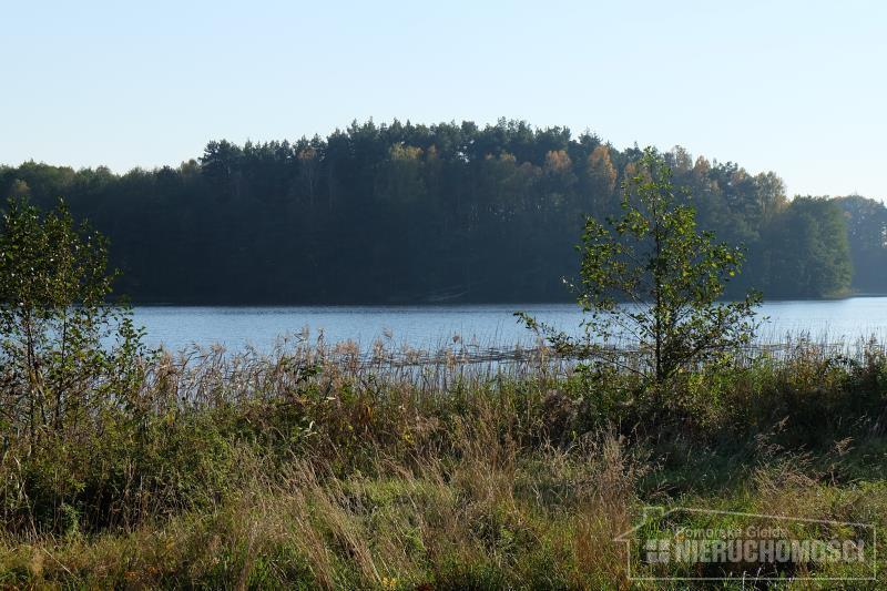 widok na jezioro Remierzewo