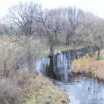 widok rzeki Gwdy