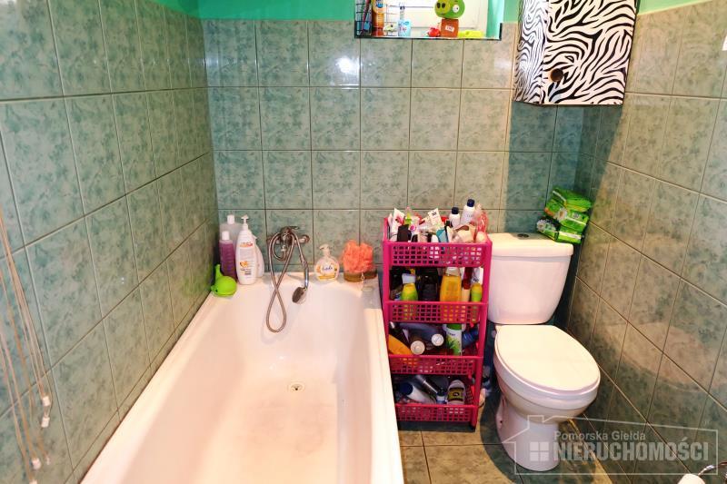 Parter - łazienka z wc (ok. 3,30m2)