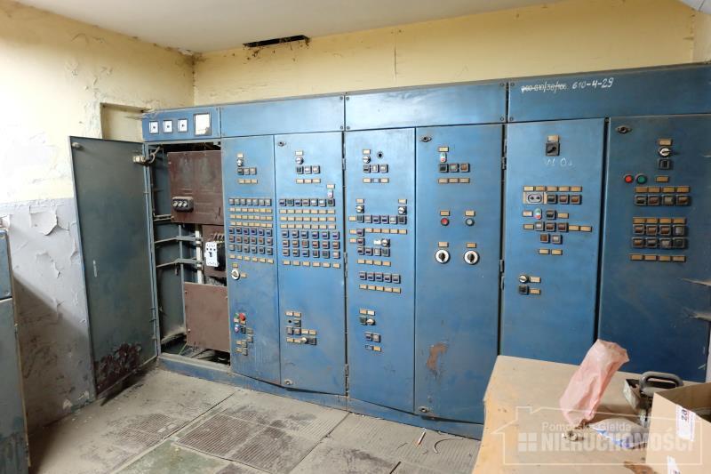 szafa sterująca urządzeniami